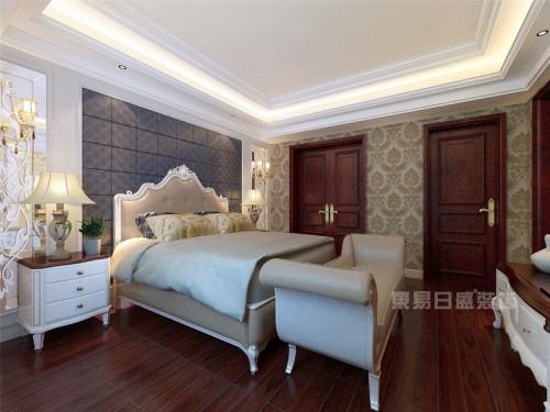 臥室門顏色的搭配設計